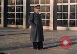 Image of Adolf Hitler posing at new Reichs Chancellery Berlin Germany, 1940, second 2 stock footage video 65675047950