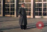 Image of Adolf Hitler posing at new Reichs Chancellery Berlin Germany, 1940, second 3 stock footage video 65675047950
