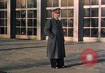 Image of Adolf Hitler posing at new Reichs Chancellery Berlin Germany, 1940, second 4 stock footage video 65675047950