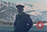 Image of Fuhrer Adolf Hitler Berchtesgaden Germany, 1940, second 11 stock footage video 65675047955