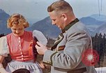 Image of Adolf Hitler's companion Eva Braun Berchtesgaden Germany, 1940, second 3 stock footage video 65675047963