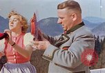Image of Adolf Hitler's companion Eva Braun Berchtesgaden Germany, 1940, second 4 stock footage video 65675047963