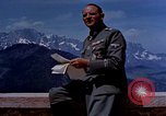 Image of Nazi officer Berchtesgaden Germany, 1940, second 9 stock footage video 65675047966