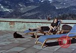 Image of Berghof terrace Berchtesgaden Germany, 1940, second 5 stock footage video 65675047970