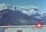 Image of Berghof terrace Berchtesgaden Germany, 1940, second 8 stock footage video 65675047970