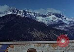 Image of Berghof terrace Berchtesgaden Germany, 1940, second 9 stock footage video 65675047970
