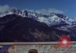 Image of Berghof terrace Berchtesgaden Germany, 1940, second 11 stock footage video 65675047970