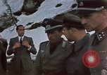 Image of Guests at Hitler's Kehlstein House  Berchtesgaden Germany, 1940, second 4 stock footage video 65675047974