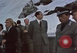Image of Guests at Hitler's Kehlstein House  Berchtesgaden Germany, 1940, second 6 stock footage video 65675047974