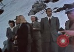 Image of Guests at Hitler's Kehlstein House  Berchtesgaden Germany, 1940, second 7 stock footage video 65675047974