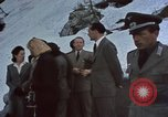 Image of Guests at Hitler's Kehlstein House  Berchtesgaden Germany, 1940, second 9 stock footage video 65675047974