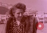 Image of Franziska Braun at the Berghof Berchtesgaden Germany, 1940, second 2 stock footage video 65675047975