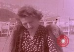 Image of Franziska Braun at the Berghof Berchtesgaden Germany, 1940, second 4 stock footage video 65675047975