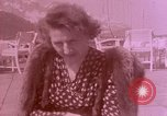 Image of Franziska Braun at the Berghof Berchtesgaden Germany, 1940, second 5 stock footage video 65675047975