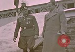Image of Nazi officers Berchtesgaden Germany, 1940, second 2 stock footage video 65675047981