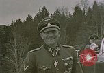 Image of Nazi officers Berchtesgaden Germany, 1940, second 11 stock footage video 65675047981