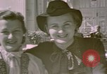 Image of Eva Braun's sisters Berchtesgaden Germany, 1940, second 3 stock footage video 65675047993