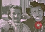Image of Eva Braun's sisters Berchtesgaden Germany, 1940, second 6 stock footage video 65675047993