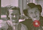 Image of Eva Braun's sisters Berchtesgaden Germany, 1940, second 7 stock footage video 65675047993
