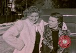 Image of Hitler's companion Eva Braun Berchtesgaden Germany, 1940, second 2 stock footage video 65675047995