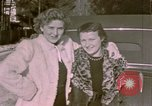 Image of Hitler's companion Eva Braun Berchtesgaden Germany, 1940, second 6 stock footage video 65675047995