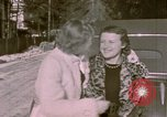Image of Hitler's companion Eva Braun Berchtesgaden Germany, 1940, second 12 stock footage video 65675047995