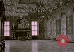 Image of palatial house Berchtesgaden Germany, 1940, second 8 stock footage video 65675047996