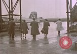 Image of Adolf Hitler's D-ACVH aircraft Germany, 1940, second 8 stock footage video 65675048000