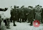 Image of Marshal Antonescu of Romania Russia, 1941, second 8 stock footage video 65675048026