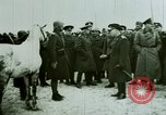 Image of Marshal Antonescu of Romania Russia, 1941, second 9 stock footage video 65675048026