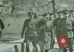 Image of Marshal Antonescu of Romania Crimea Ukraine, 1942, second 1 stock footage video 65675048028