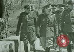 Image of Marshal Antonescu of Romania Crimea Ukraine, 1942, second 3 stock footage video 65675048028