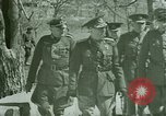 Image of Marshal Antonescu of Romania Crimea Ukraine, 1942, second 4 stock footage video 65675048028