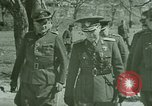Image of Marshal Antonescu of Romania Crimea Ukraine, 1942, second 6 stock footage video 65675048028
