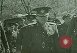 Image of Marshal Antonescu of Romania Crimea Ukraine, 1942, second 3 stock footage video 65675048029
