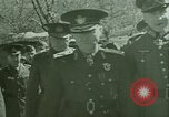 Image of Marshal Antonescu of Romania Crimea Ukraine, 1942, second 4 stock footage video 65675048029