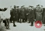 Image of Marshal Antonescu of Romania Russia, 1941, second 7 stock footage video 65675048031