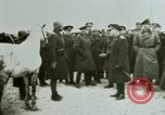 Image of Marshal Antonescu of Romania Russia, 1941, second 8 stock footage video 65675048031