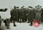 Image of Marshal Antonescu of Romania Russia, 1941, second 9 stock footage video 65675048031