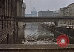 Image of Hamburg landmarks near Elbe river Hamburg Germany, 1940, second 3 stock footage video 65675048036