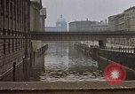Image of Hamburg landmarks near Elbe river Hamburg Germany, 1940, second 4 stock footage video 65675048036