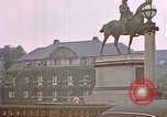 Image of Hamburg landmarks near Elbe river Hamburg Germany, 1940, second 5 stock footage video 65675048036
