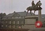 Image of Hamburg landmarks near Elbe river Hamburg Germany, 1940, second 6 stock footage video 65675048036