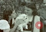 Image of Eva Braun home movie Germany, 1940, second 10 stock footage video 65675048046