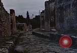 Image of Roman ruins Italy, 1940, second 2 stock footage video 65675048071