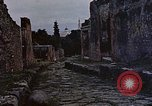 Image of Roman ruins Italy, 1940, second 4 stock footage video 65675048071