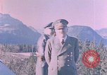 Image of Adolf Hitler Obersaltzberg Bavaria Germany, 1940, second 1 stock footage video 65675048081