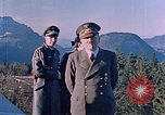 Image of Adolf Hitler Obersaltzberg Bavaria Germany, 1940, second 2 stock footage video 65675048081