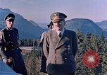 Image of Adolf Hitler Obersaltzberg Bavaria Germany, 1940, second 3 stock footage video 65675048081
