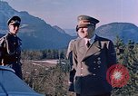 Image of Adolf Hitler Obersaltzberg Bavaria Germany, 1940, second 4 stock footage video 65675048081